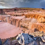 Chocolate Falls of Northern Arizona