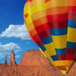Monument Valley Balloon Festival