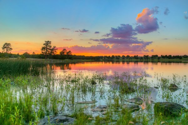 A Northern Arizona Sunset