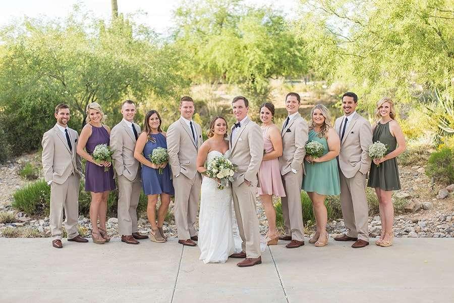 Caitlin and Sam's DC Ranch Wedding: Scottsdale Wedding Photographer
