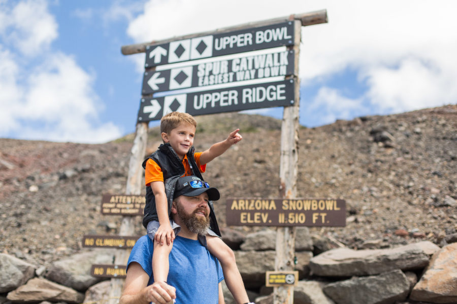 Arizona Snowbowl: Flagstaff Photographer
