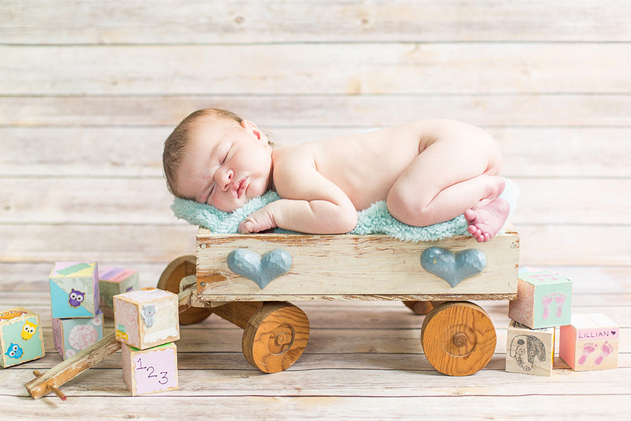 Baby Girl: Flagstaff Newborn Photography
