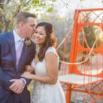 Liz and Steve: The Windmill Winery Wedding Photographer