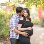 Maternity Photographer Tempe: Laura and Juan