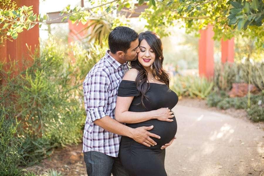 Maternity Photographer Tempe: Laura and Juan