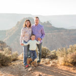 The Lees: Grand Canyon Family Photographer Session