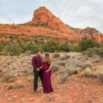 Elena's Morning Session: Maternity Photography Sedona