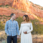Maternity Photographer Sedona: Lanee and Jamie