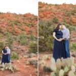 Amanda and Ryan: Maternity Photographer Sedona Arizona