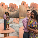 Engagement Photographer Sedona Arizona: Angie and Jake