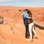 Horseshoe Bend Proposal Engagement Photography: Kevin and Nicole