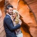 Kayla and Tyler: Antelope Canyon Engagement Photography