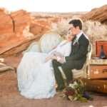 Rachael and Joel: Horseshoe Bend Elopement Photography