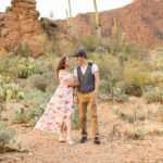 Saaty Photography - Desiree and Stephen - Tucson Arizona Engagement Photographer -44