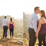 Engagement Photographer Sedona AZ: Samantha and Dwight