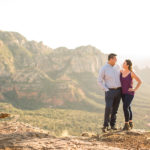 Samantha and Dwight: Engagement Photographer Sedona AZ