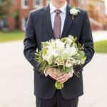 Desiree and Alex: Northern Arizona University Old Main Wedding