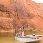 Lees Ferry and Grand Canyon Engagement Photography: Natalia and Sean