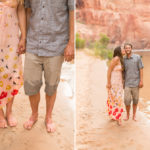 Natalia and Sean: Lees Ferry and Grand Canyon Engagement Photography