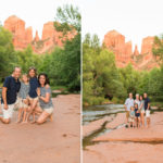 Sedona Arizona Family Photography: Oskandy Family
