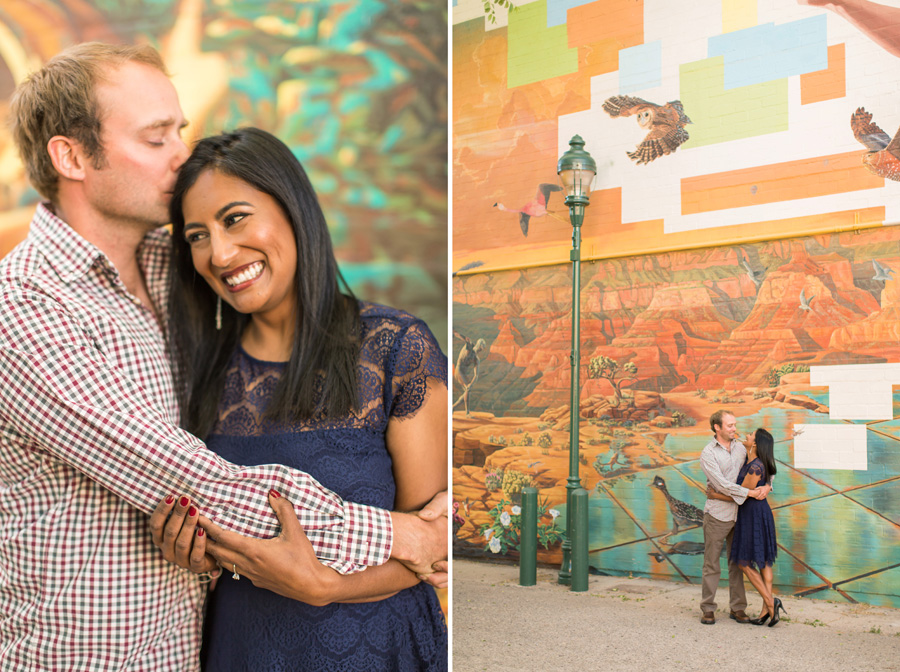 Flagstaff Arizona Engagement Photographer: Tahia and Jake