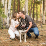Flagstaff and Sedona Engagement Photography: Casey and CJ