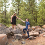 Northern Arizona Portrait Photography: Michelle and Will