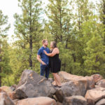 Michelle and Will: Northern Arizona Portrait Photography