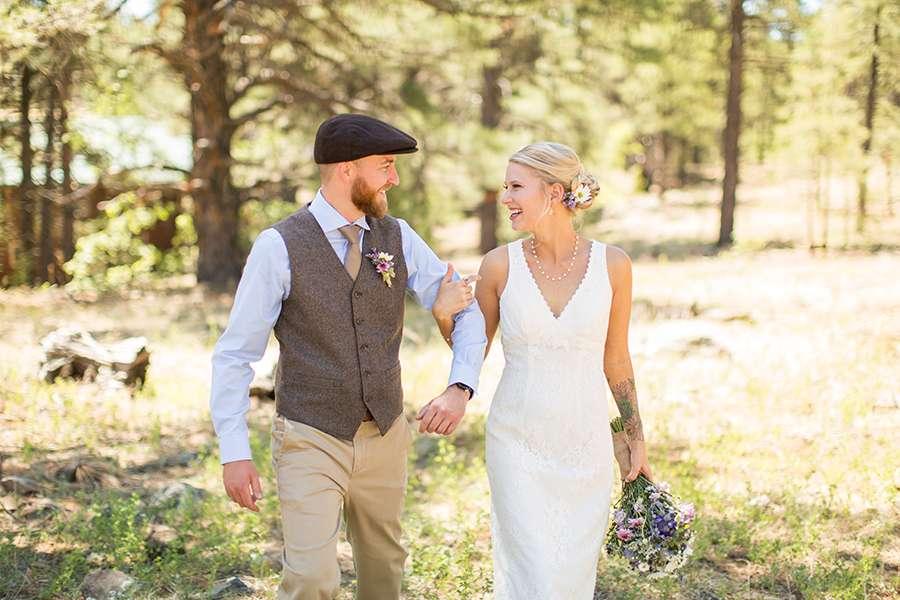 Sarah and John - Abineau Lodge Flagstaff Wedding Photography -254