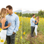 AJ and Nick: Flagstaff Arizona Engagement and Elopement Photography
