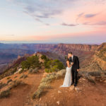 Sydney and Alex: Grand Canyon Elopement and Wedding Photography