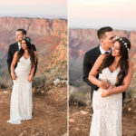 Grand Canyon Elopement and Wedding Photography: Sydney and Alex