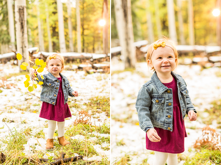 Saaty Photography - Hauser Family - Snowy Family and Portrait Photographer Flagstaff -43