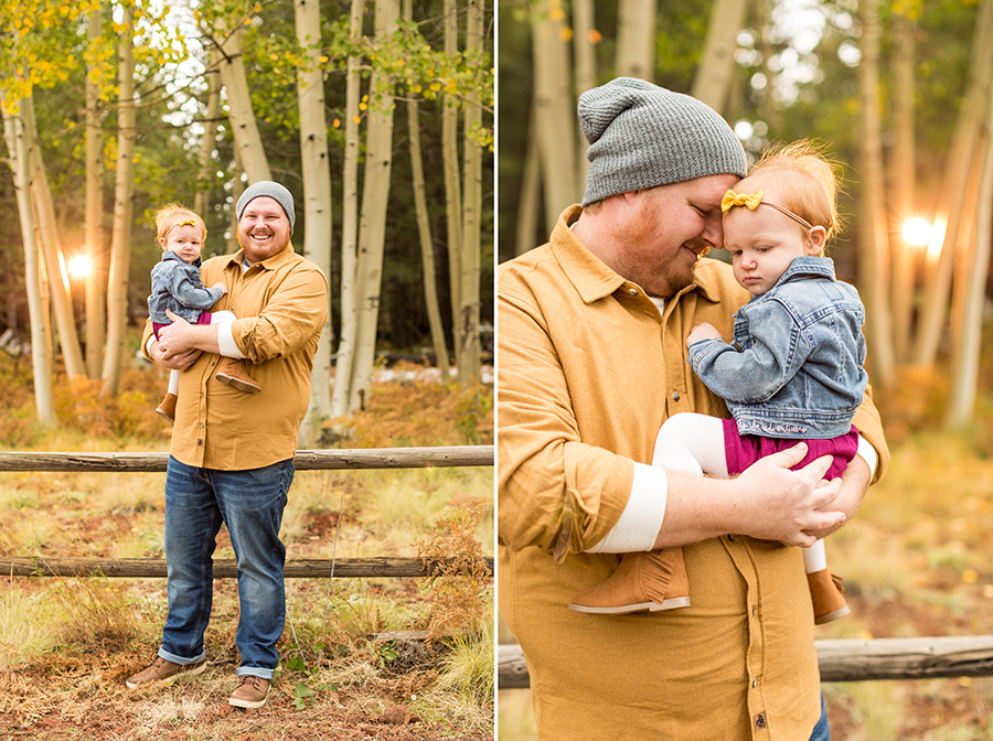 Saaty Photography - Hauser Family - Snowy Family and Portrait Photographer Flagstaff -6