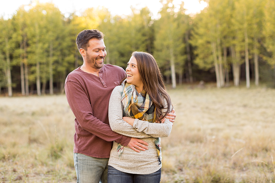 Saaty Photography - Jessie and Aaron - Engagement Photographer Flagstaff and Sedona Arizona -39