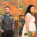 Kaytie and John: Elopement and Courthouse Wedding Photography Flagstaff Arizona