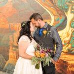 Elopement and Courthouse Wedding Photography Flagstaff Arizona: Kaytie and John