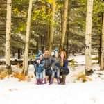 Autumn Portrait and Family Photographer Flagstaff: Lewis-Duarte Family