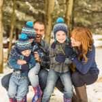 Lewis-Duarte Family – Autumn Portrait and Family Photographer Flagstaff