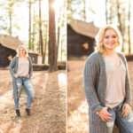Madison's NAU Senior Session: Flagstaff Arizona Senior and Portrait Photography