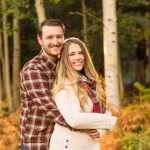 Melissa and Craig: Engagement and Wedding Photography Flagstaff AZ