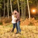 Engagement and Wedding Photography Flagstaff AZ: Melissa and Craig