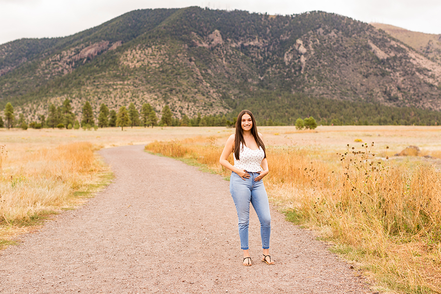 Saaty Photography - Mia Garcia - Senior Portrait Photographer Flagstaff Arizona -26