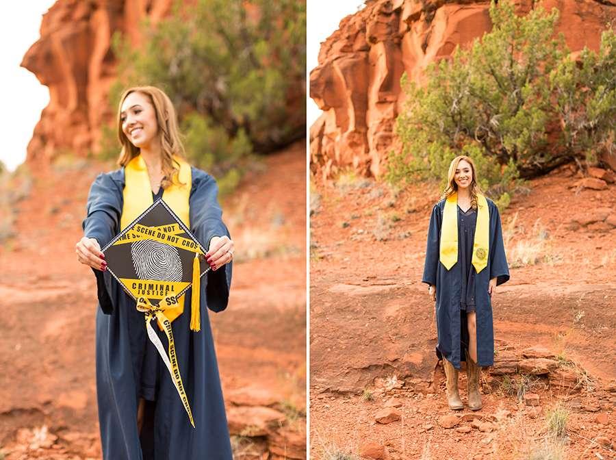 Saaty Photography - Sara - Senior Portrait Photographer Sedona and Flagstaff Arizona -7