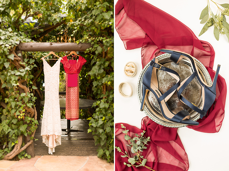 Saaty Photography   L'Auberge Sedona Wedding and Elopement