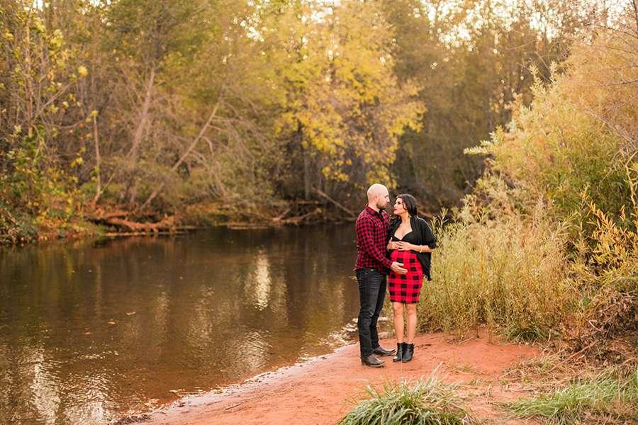 Saaty Photography - Alex and Aaron - Sedona Maternity and Family Photographer -63