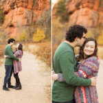 Oak Creek Sedona Arizona Portrait Photography: Hannah and Stephen
