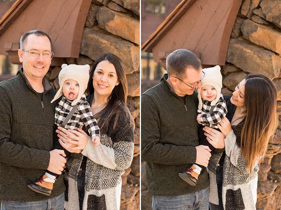 The Fantettis: Riordan Mansion Family Photography