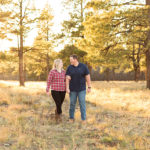 Kelcy and Gavin: Engagement and Portrait Photography Flagstaff AZ