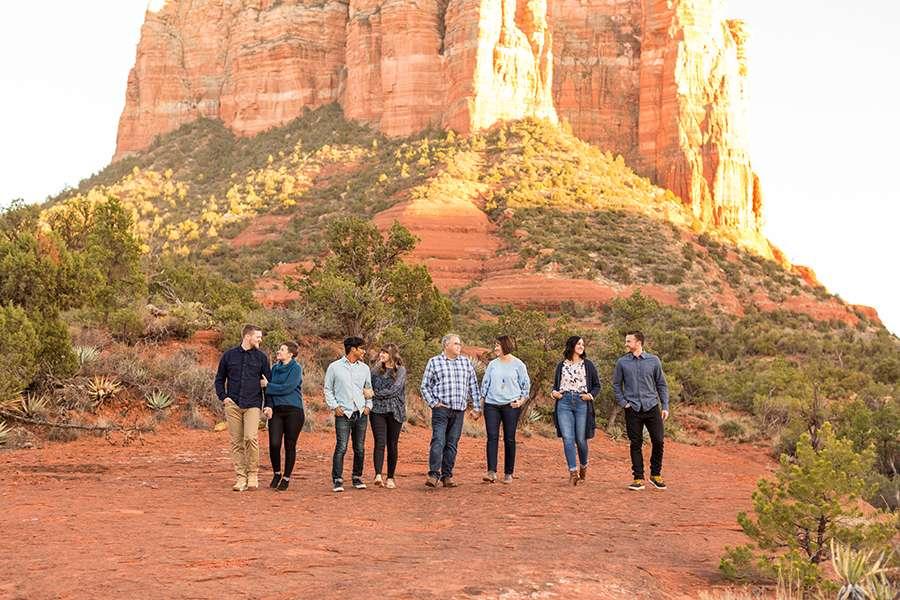 Saaty Photography - Kohout Family - Sedona Arizona Family Portrait Photographers -39